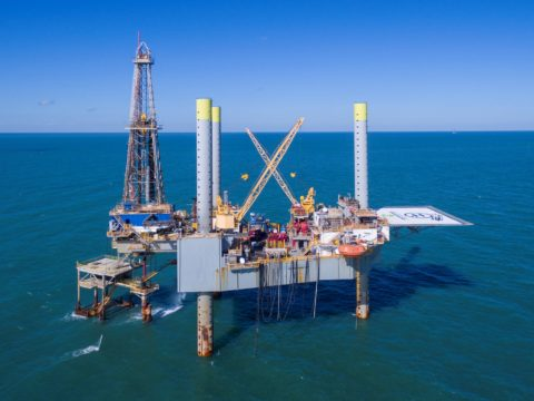 Enterprise 205 Enterprise Offshore Drilling